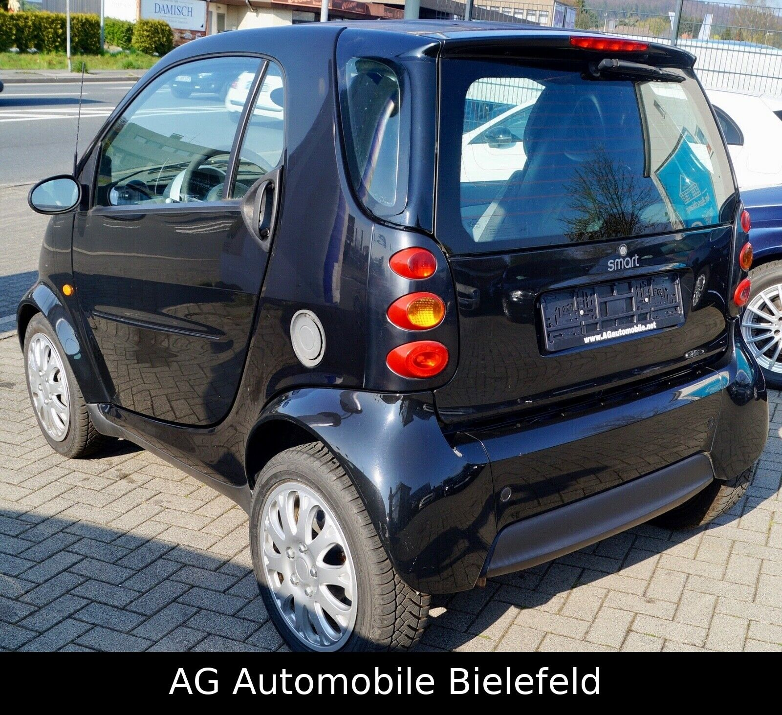SMART coupe / fortwo coupe Basis