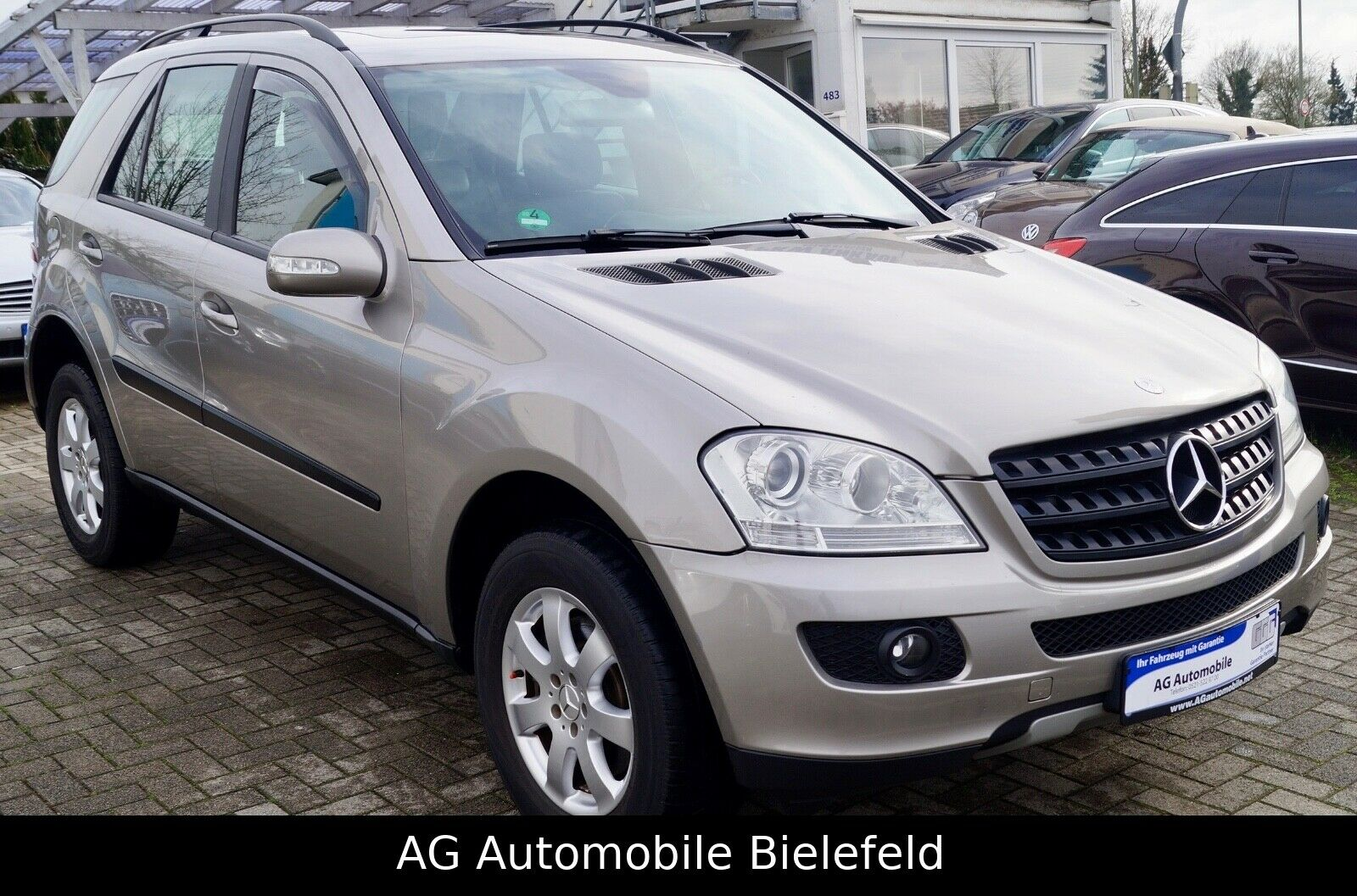 MERCEDES-BENZ M-Klasse ML 280 CDI