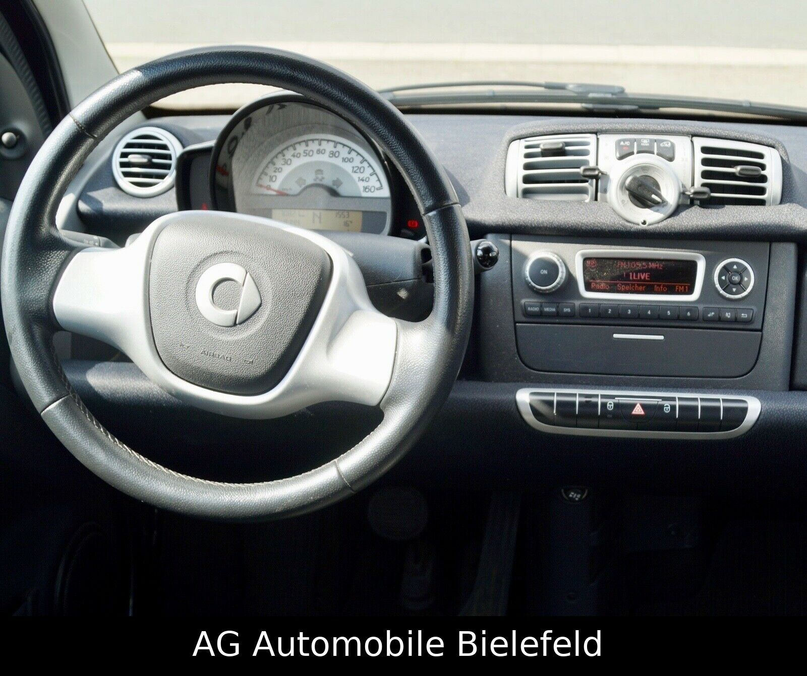 SMART fortwo coupe Micro Hybrid Drive Passion
