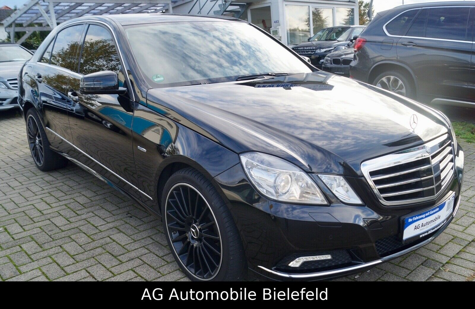 MERCEDES-BENZ E-Klasse Lim. E 350 CGI BlueEfficiency