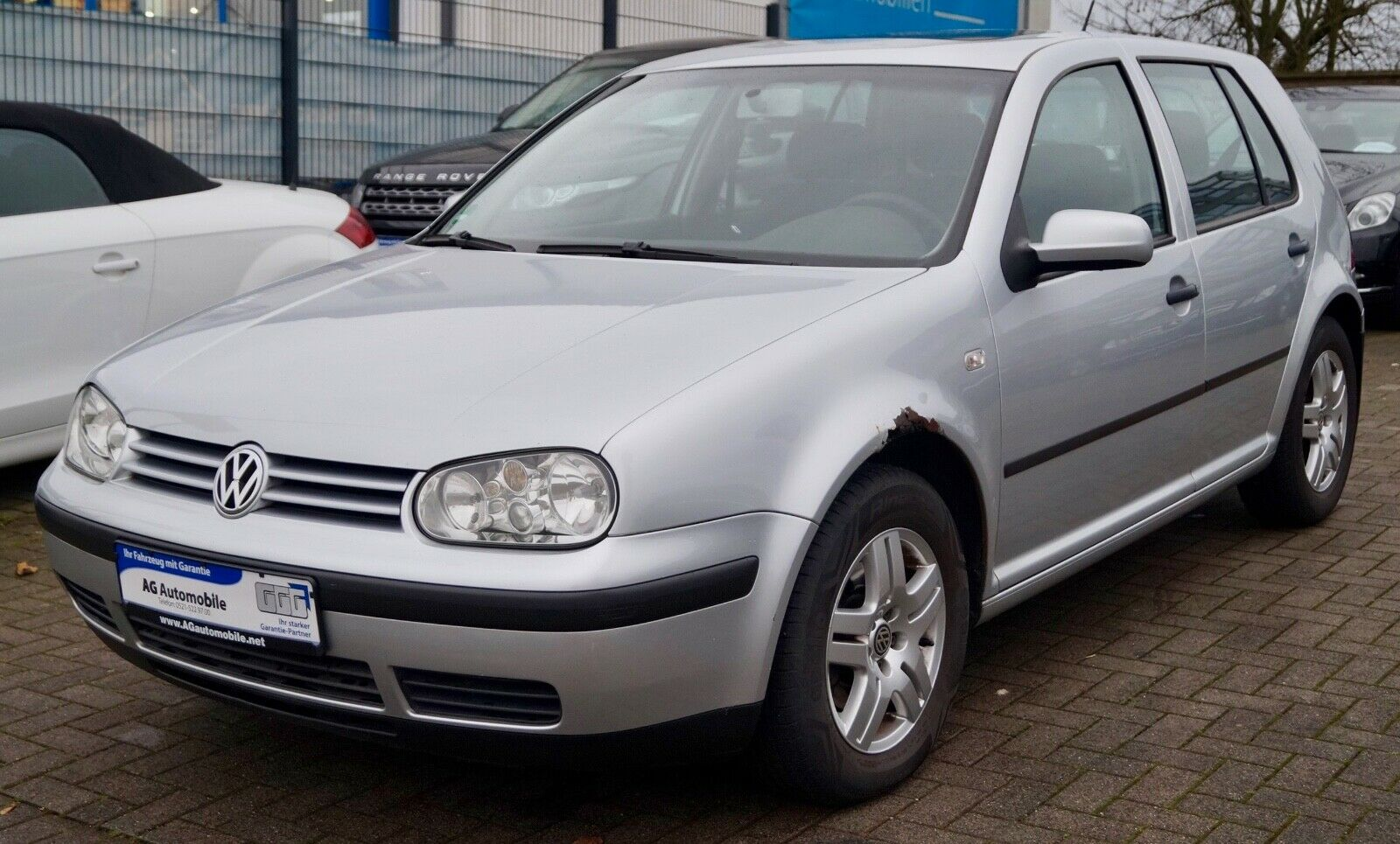 VW Golf IV Lim. Special