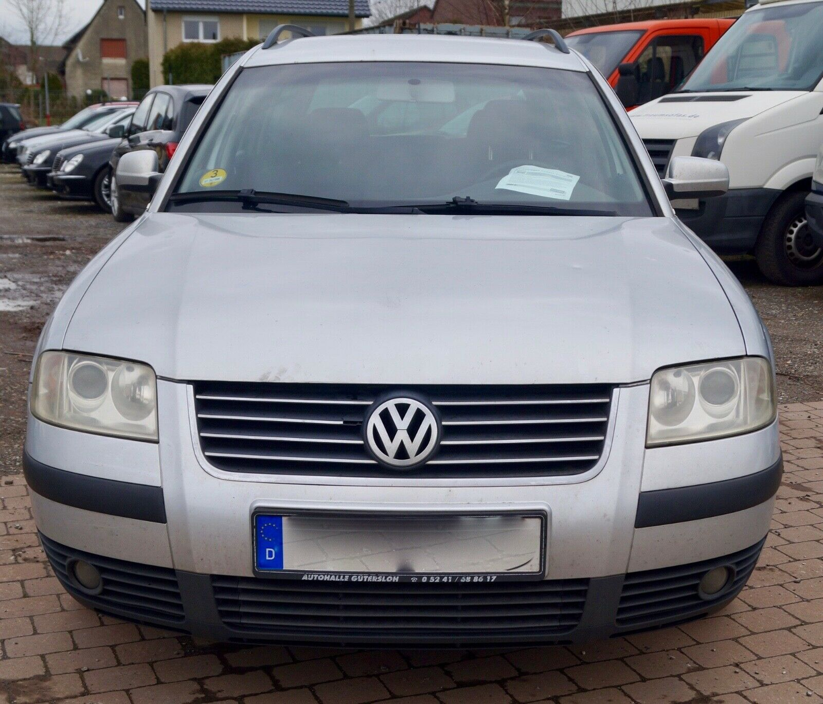 VW Passat Variant Basis