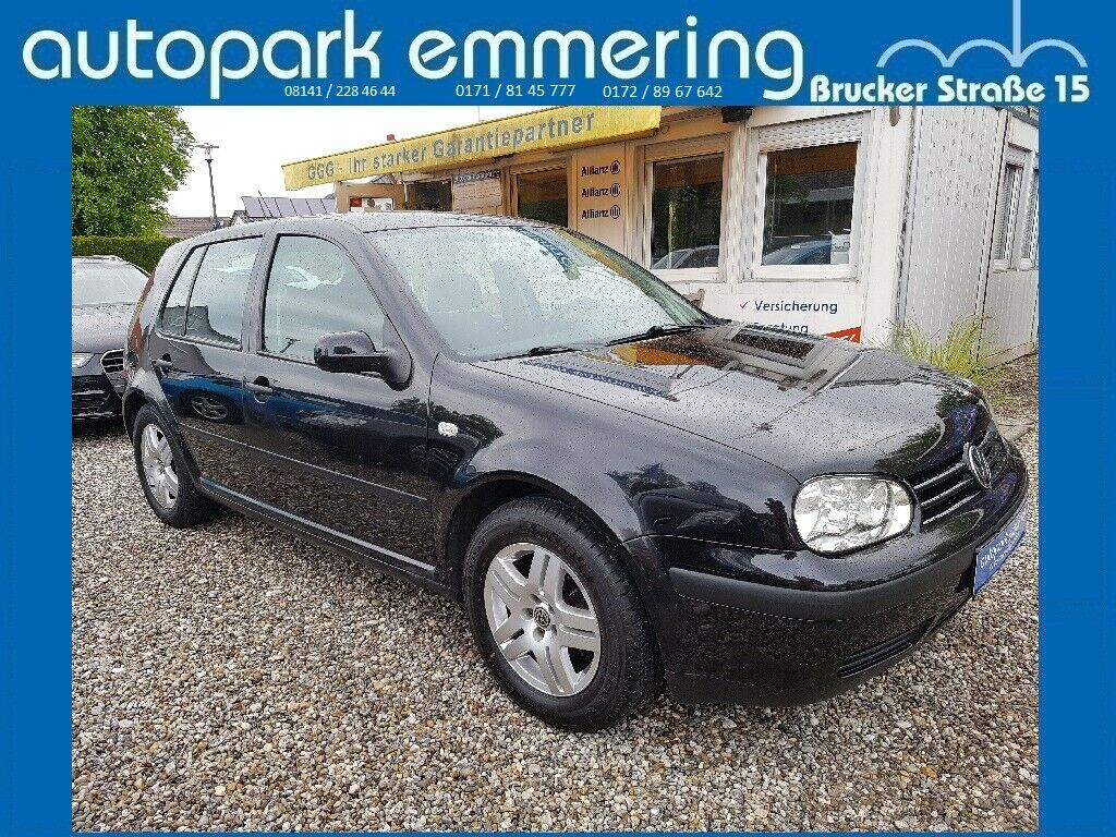 VW Golf 1.4 Special Klima R/CD ESP Alu