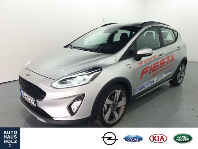 Ford Fiesta Active Colourline 1.0 EcoBoost EU6d-T Fer