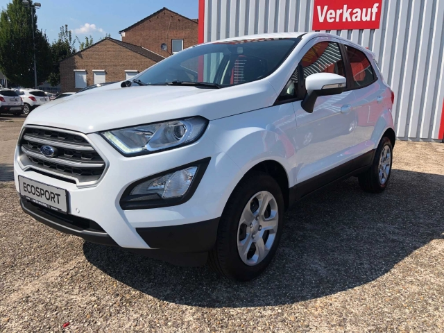 Ford EcoSport Trend 1.0 EcoBoost EU6d-T PDCv+h LED-Ta
