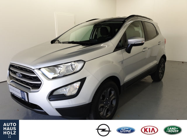 Ford EcoSport Cool&Connect 1.0 EcoBoost Navi LED-Tagf