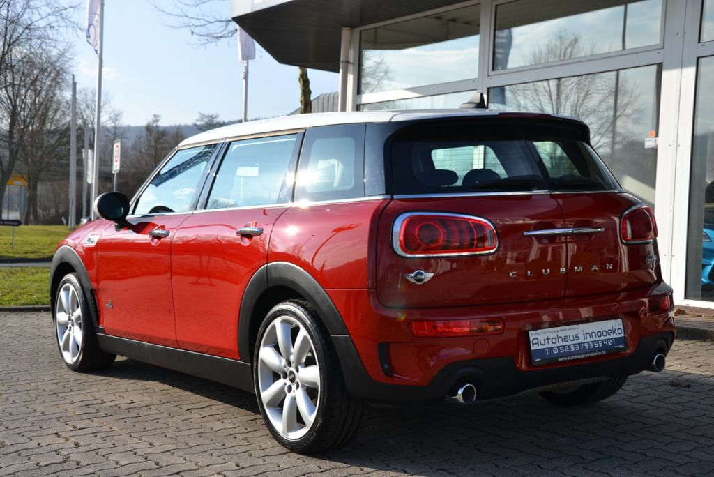 MINI Mini Cooper S Clubman All4 Aut.