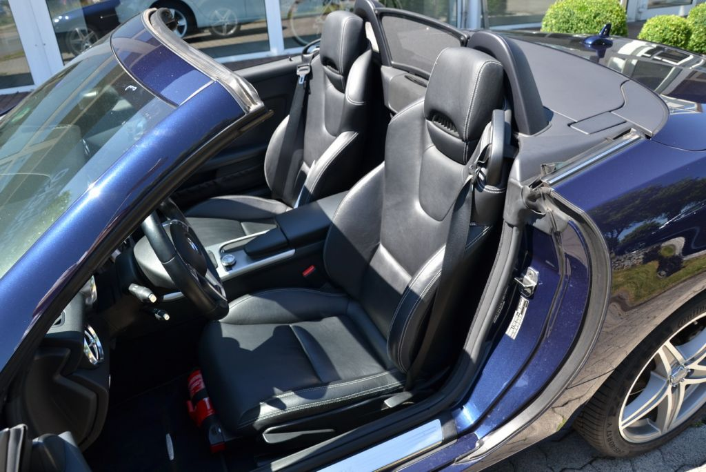 MERCEDES-BENZ SLK 200 (BlueEFFICIENCY) 7G-TRONIC