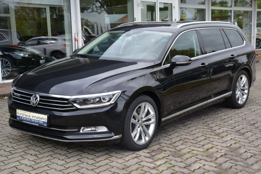 VW Passat Variant 2.0 TDI 4Motion DSG Highline