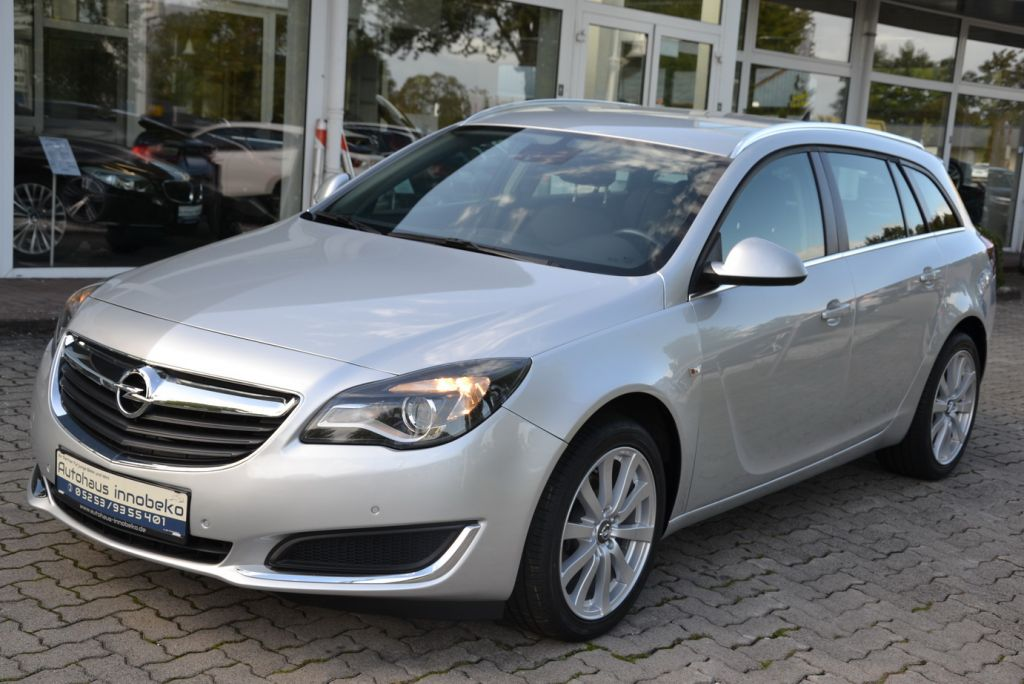 OPEL Insignia 1.6 CDTI Sports Tourer Aut. Edition