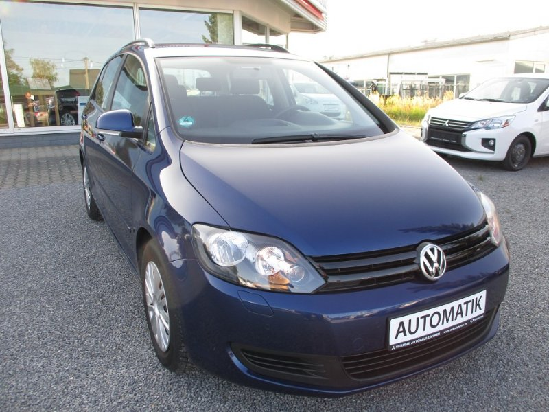VW Golf VI Plus 1.6i Trendline