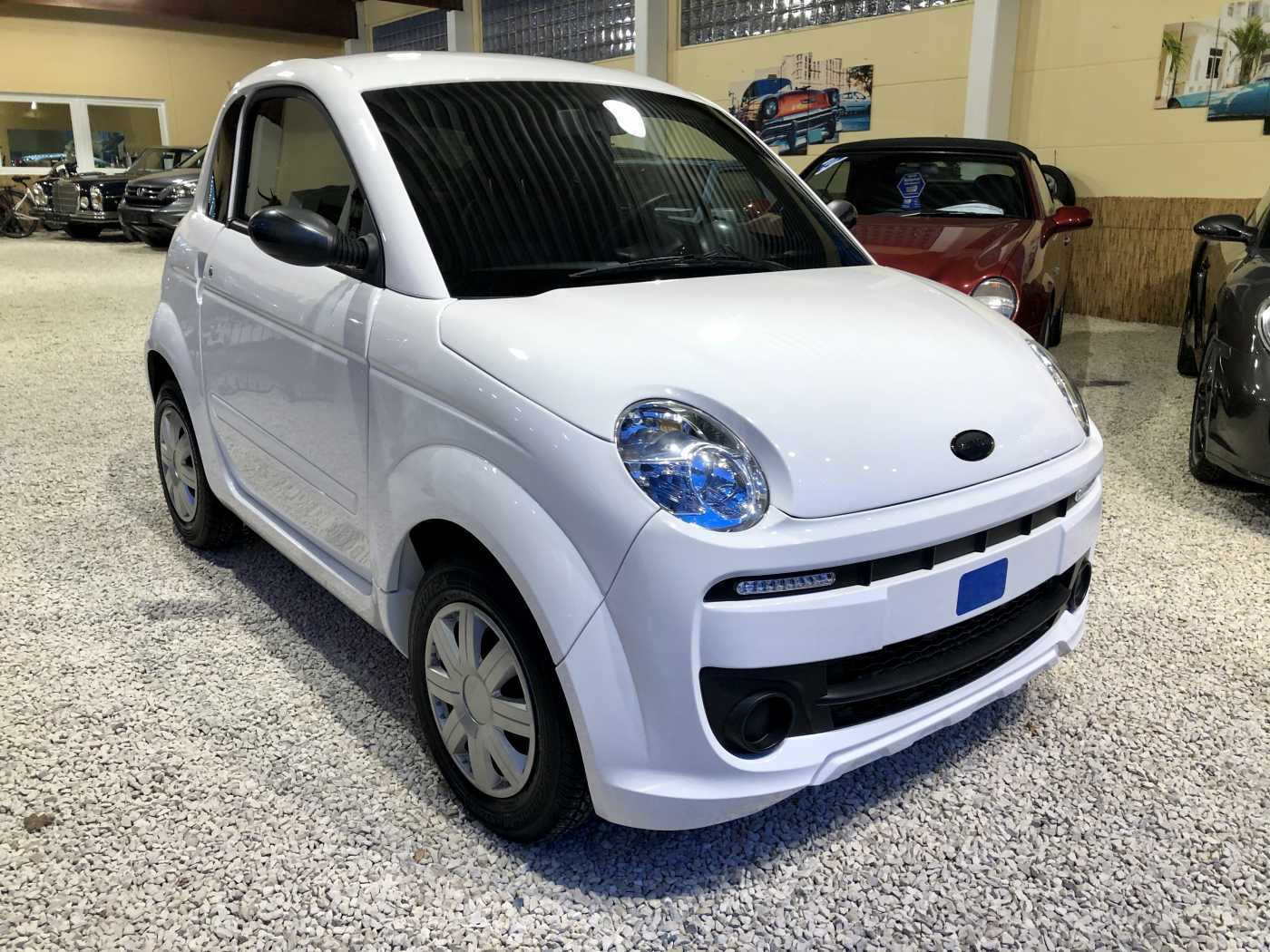 LIGIER Microcar DUE