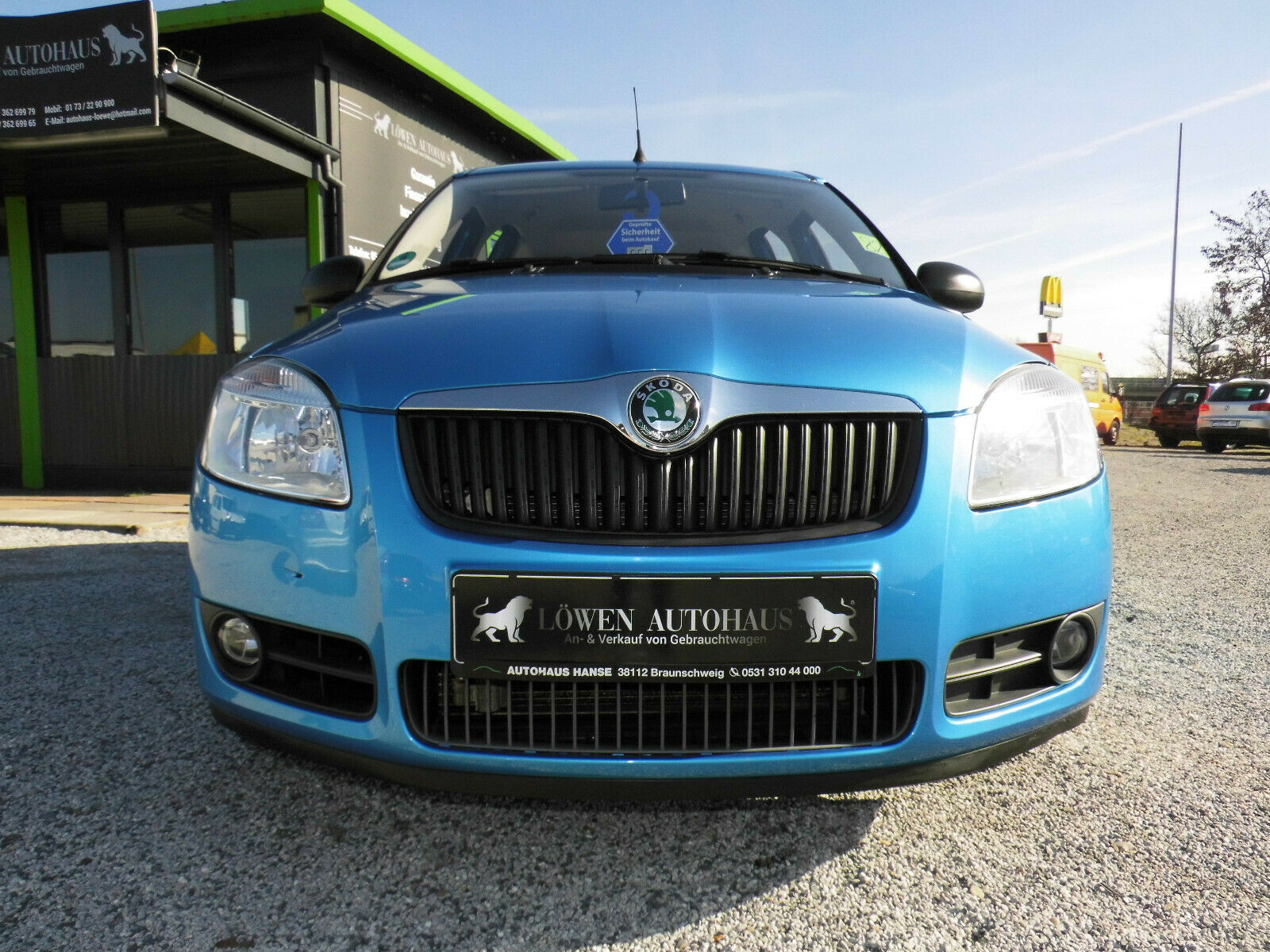 SKODA Roomster Plus Edition