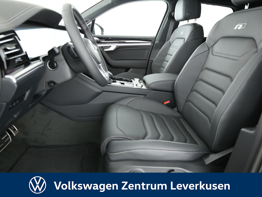 VW Touareg V6 R-Line 4MOTION MATRIX ASSISTENTZPAKET