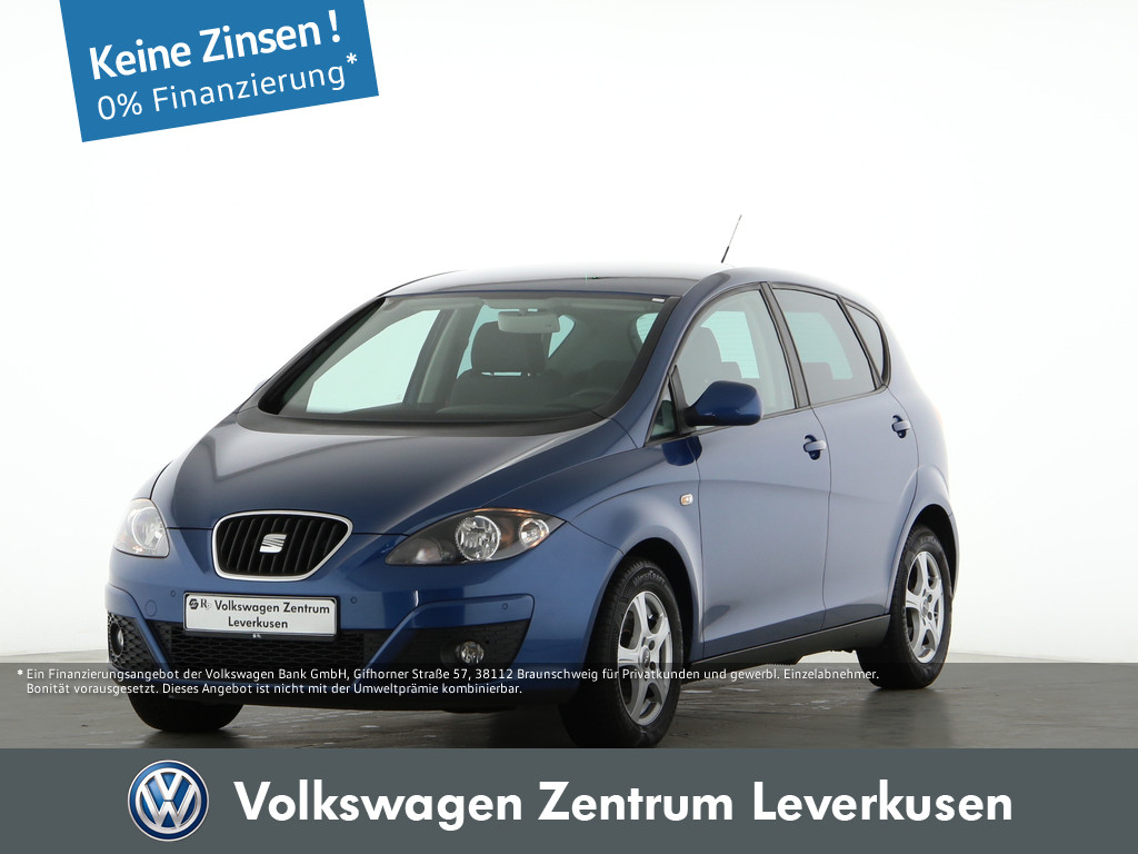 SEAT Altea 1.2 TSI 4YOU NAVIGATION KLIMAAUTOMATIK PDC