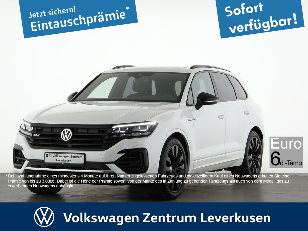 VW Touareg 3.0 V6 R-Line 4Motion MATRIX ASSISTENZ