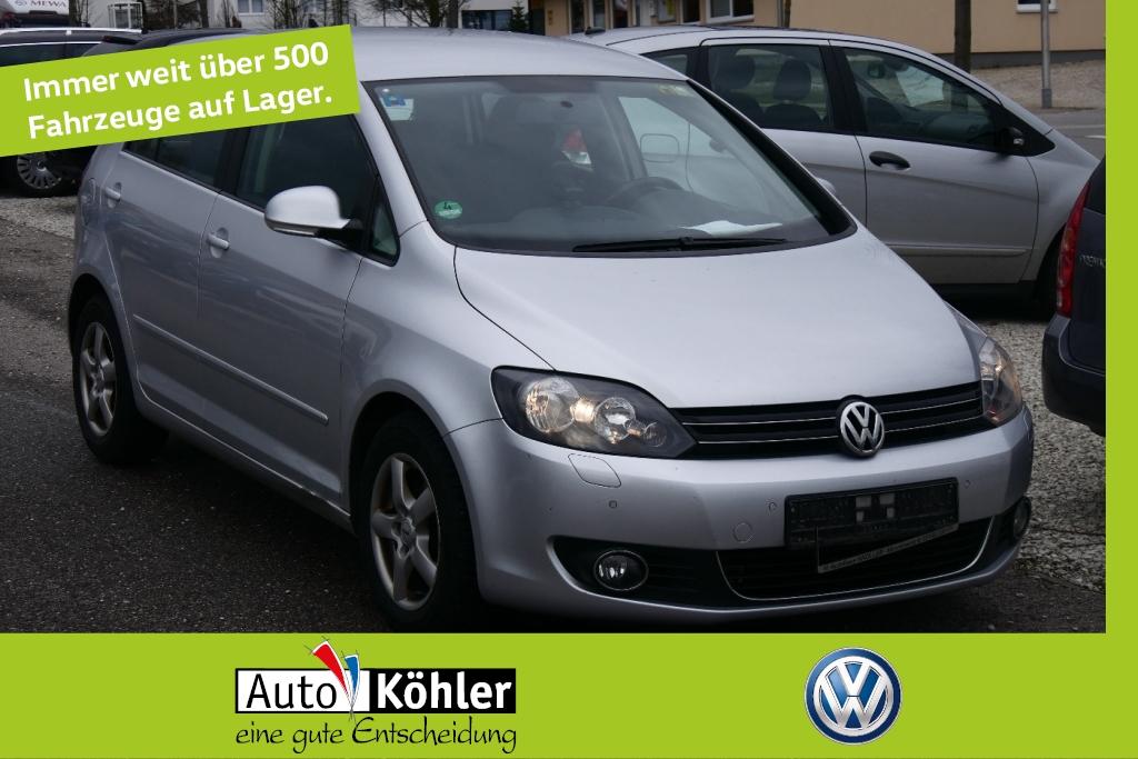 VW Golf Plus Highline TSi DSG Nur für Gewerbe und E