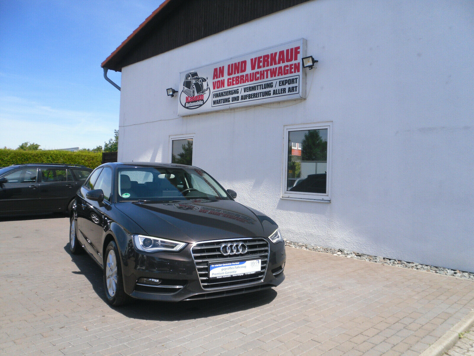 AUDI A3 Attraction 1.4TFSI LED Bi-Xenon Standh.6/Gang