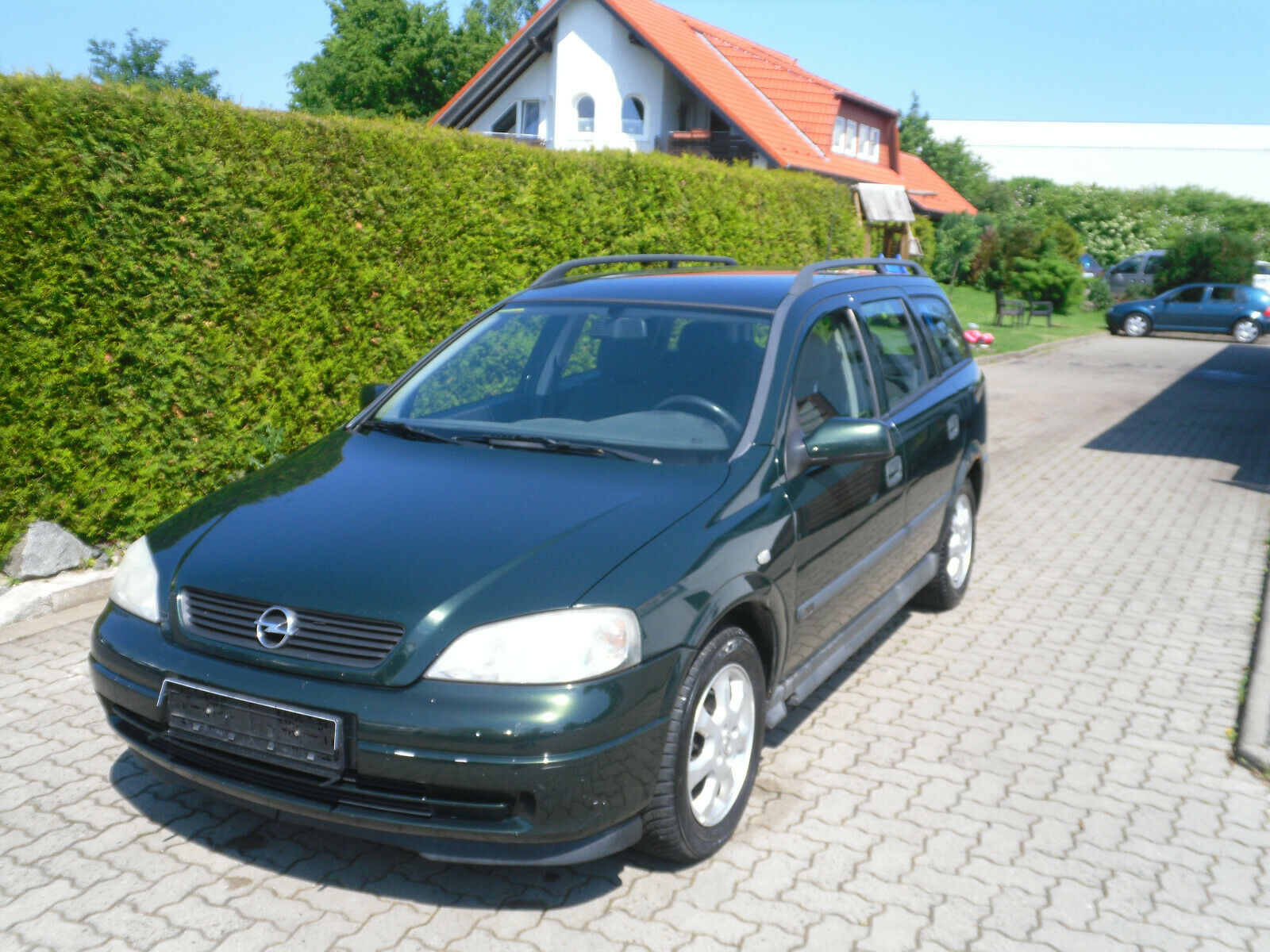OPEL Astra 1.6 16V Selection Klimaanlage Euro3/D4