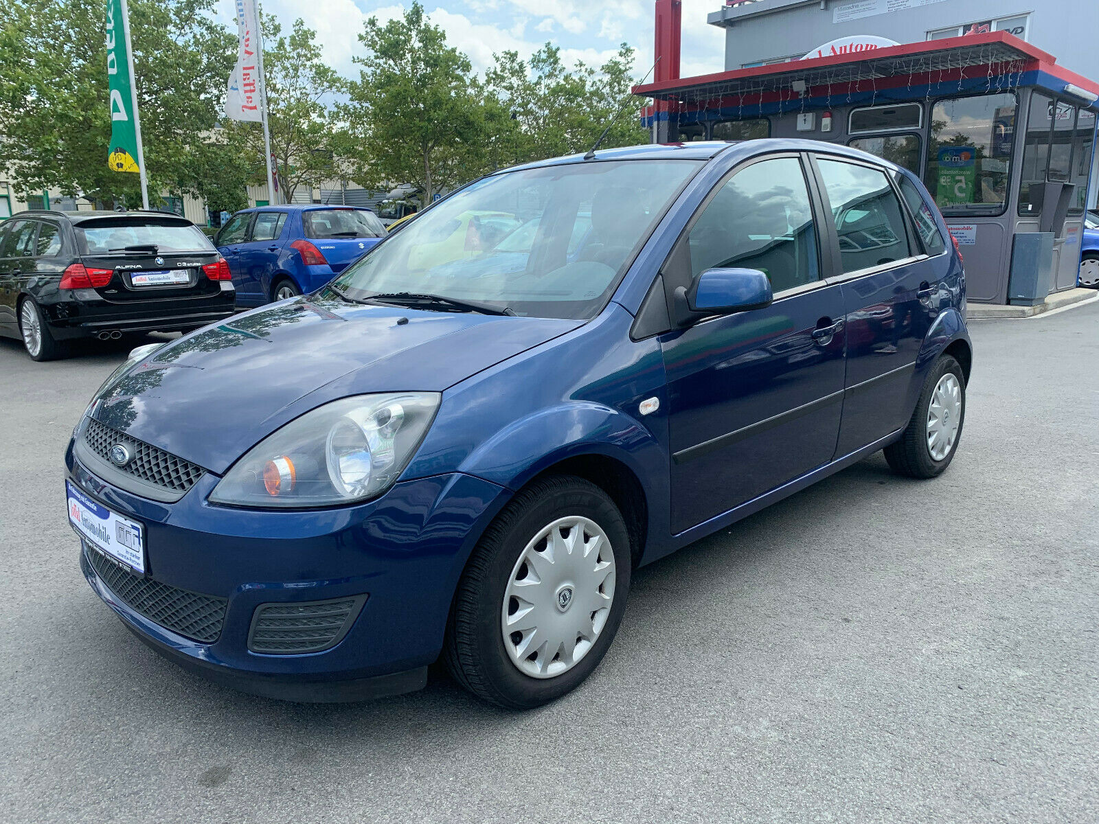 FORD Fiesta 1.4 Connection * Klima * 129000 km