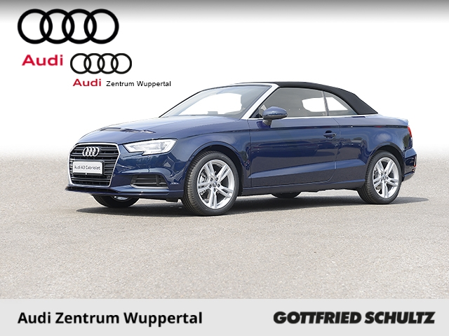 Audi A3 CABRIOLET 35 TFSI 6-GANG UPE 41.255,-