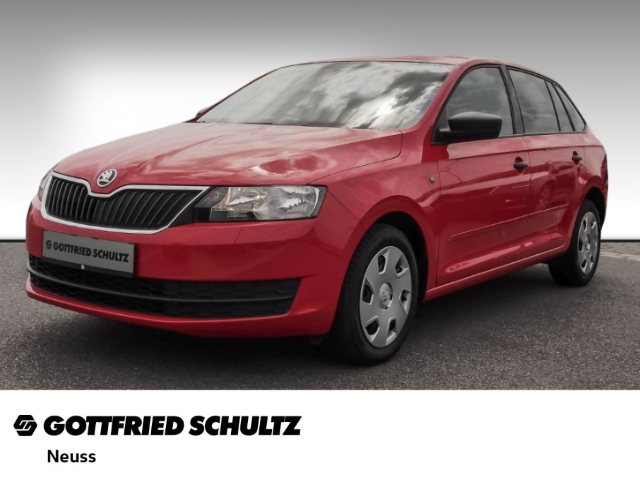 Skoda Rapid Spaceback 1.2 TSI KLIMA+SWING+SUNSET Activ