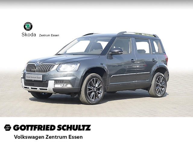 Skoda Yeti Outdoor Adventure 1,4 TSI DSG 4x4