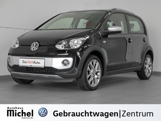 VW  up! 1.0 cross up! Lederlenkrad Klima