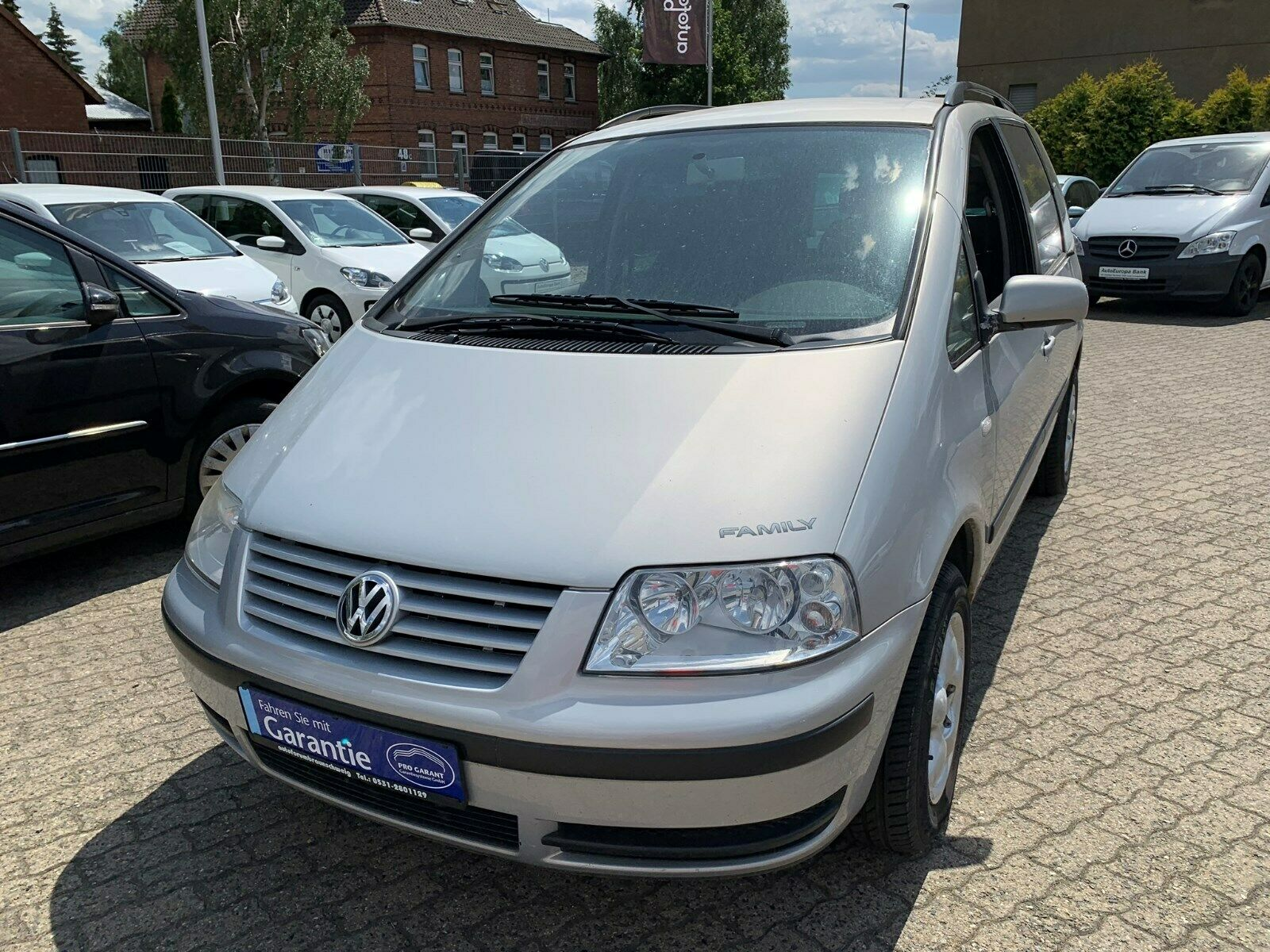 VW Sharan 1.9TDI Comfortline Family