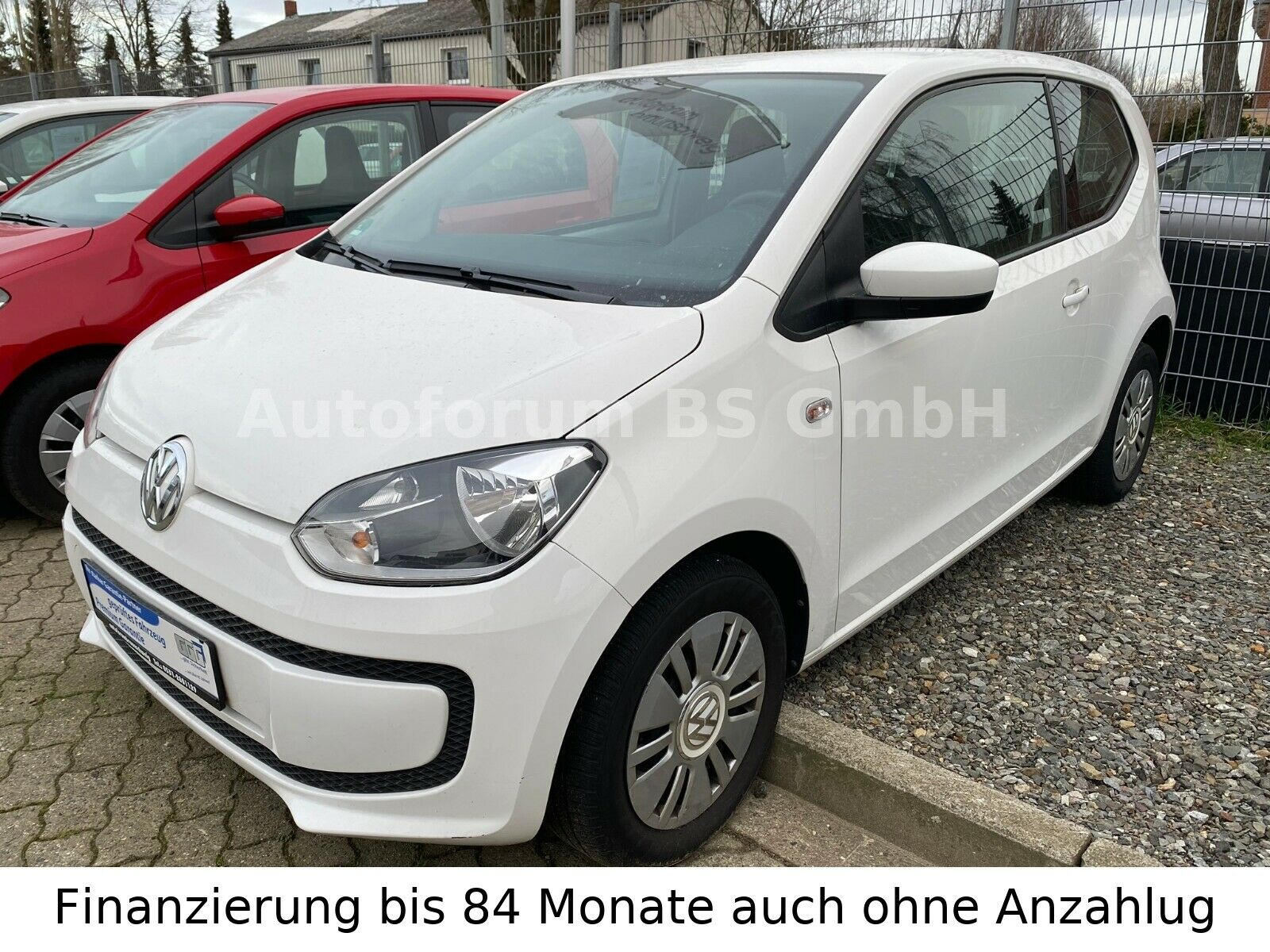 VW up! move up! eco BMT/CNG