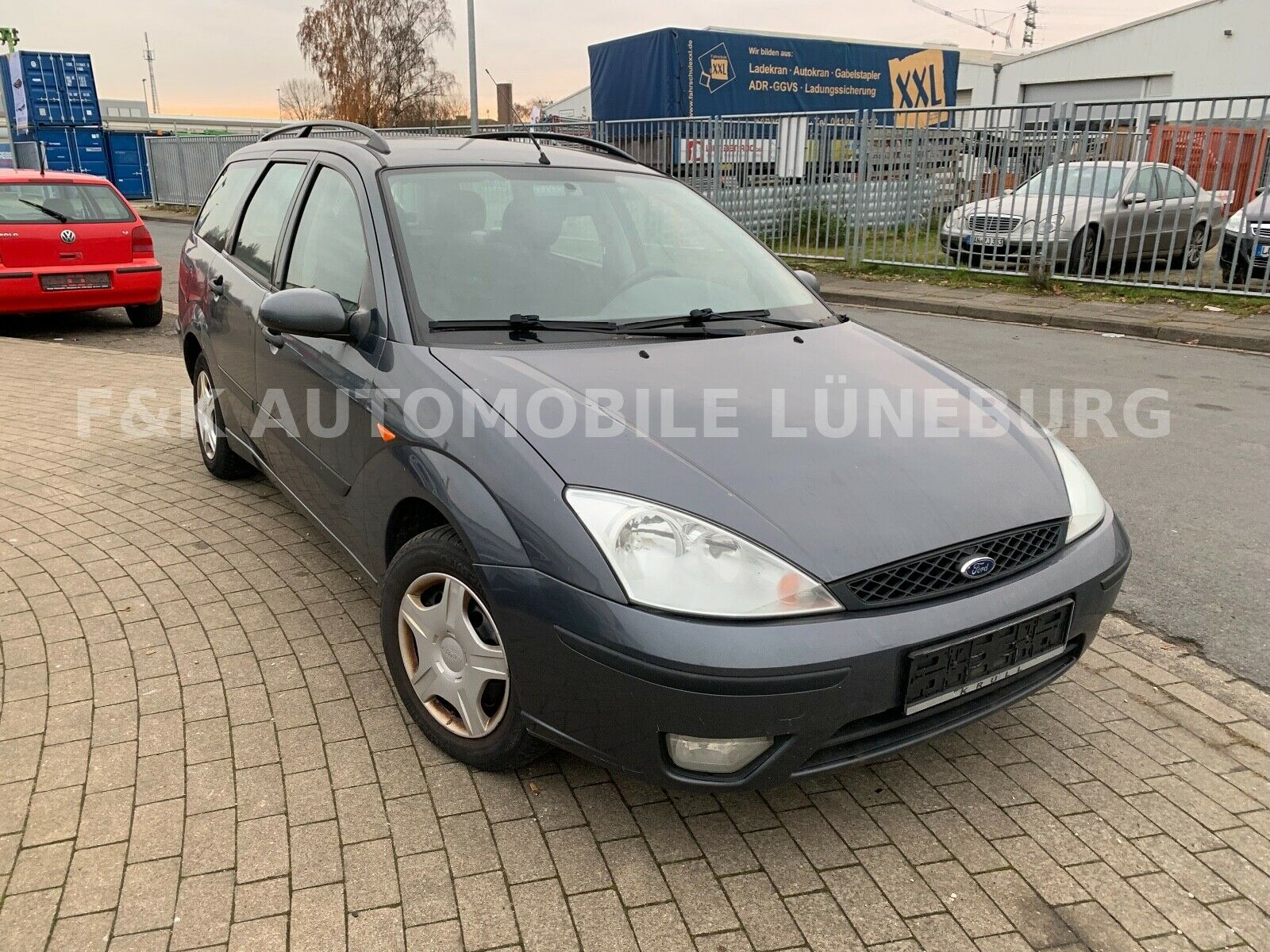 FORD Focus Turnier Finesse*2.Hand*HU:01.20*