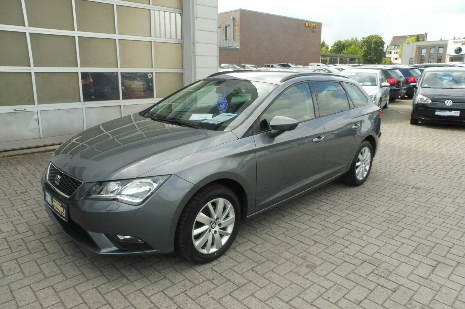 SEAT Leon ST Reference EURO5 START_STOP.