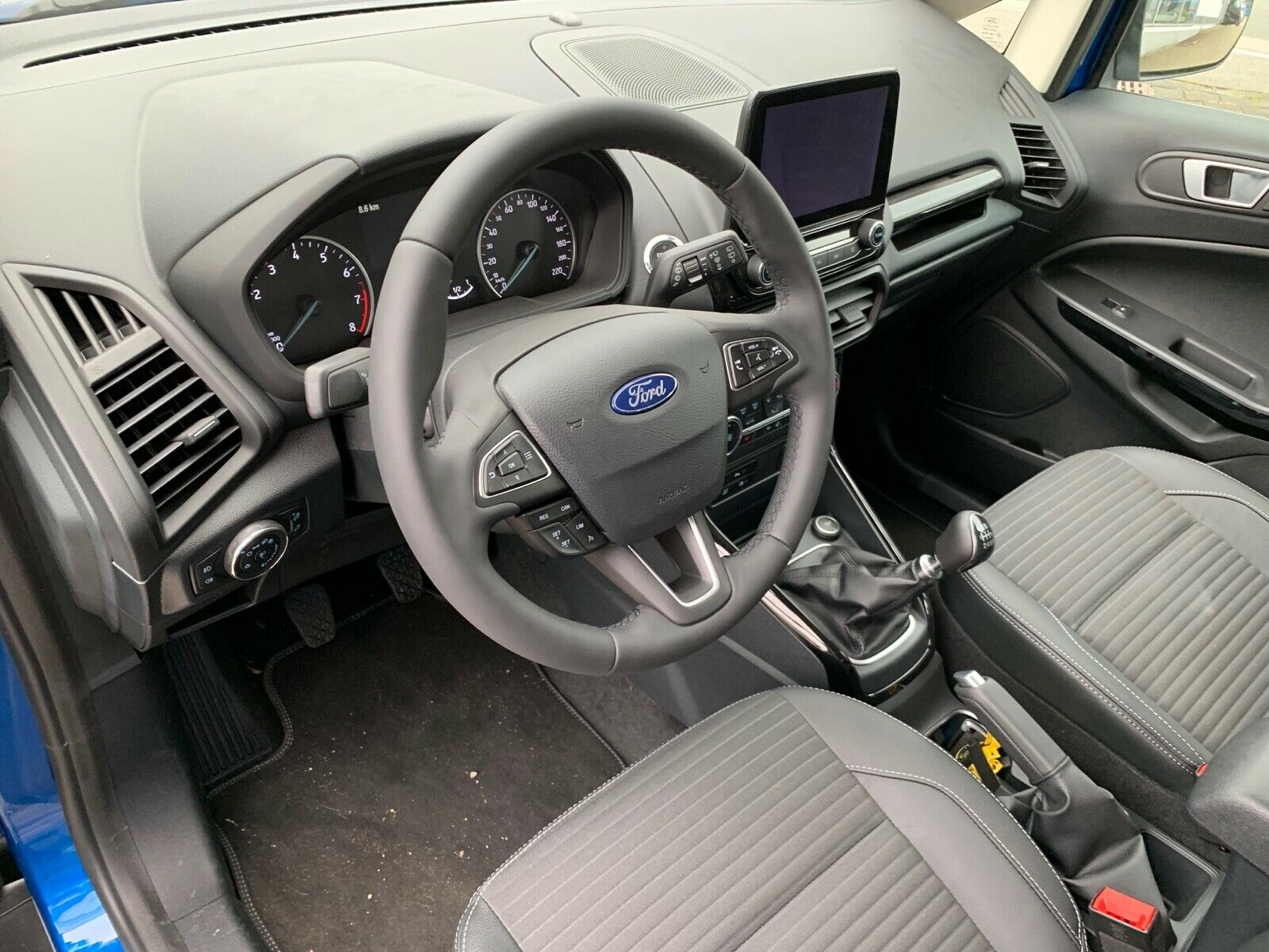 FORD ECOSPORT 1.0 EcoBoost Trend Essential Radio 4,2