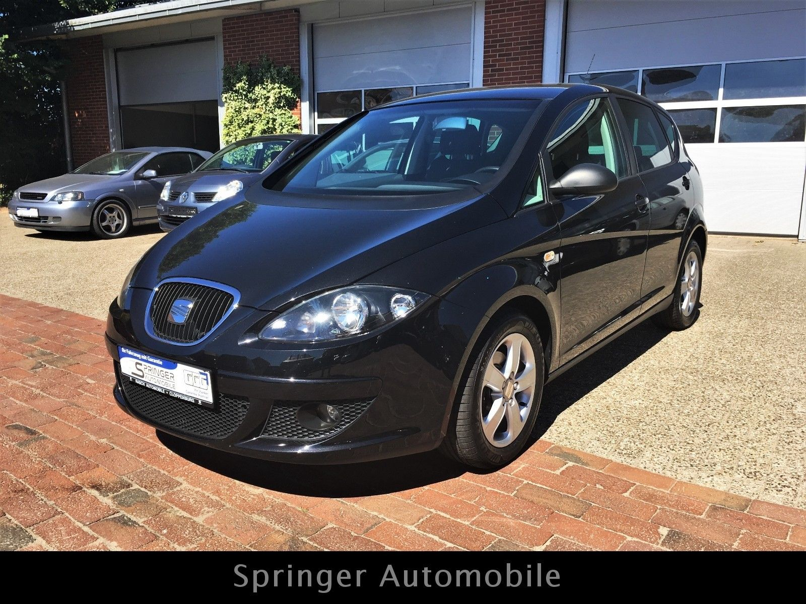 SEAT Altea 1.6 MPI Rebel