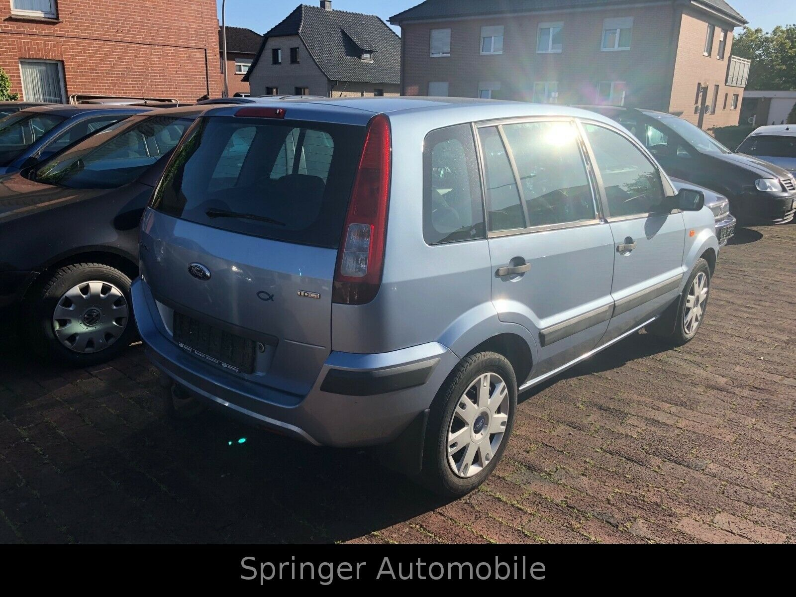 FORD Fusion 1.6 TDCi Fun *Turbolader Neu*