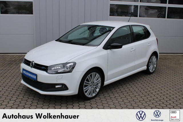 VW Polo 1.4 TSI (ACT) BlueGT Klima Xenon