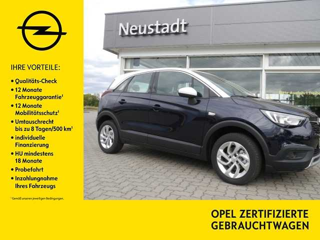 OPEL Crossland X INNOVATION 1.2 Turbo Automatik, Sitz