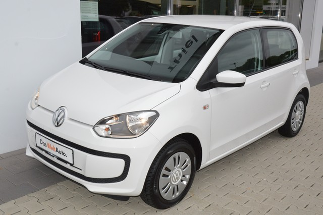 VW up! 1.0 move up!  4Türen Klima Radio PDC