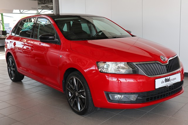Skoda Rapid Spaceback 1.2 TSI Style Plus Xenon Panoram