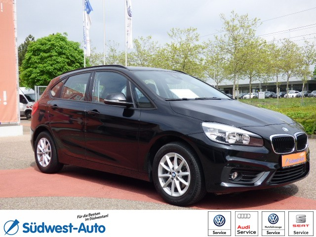BMW 216d Active Tourer Tempomat PDC Top Zustand