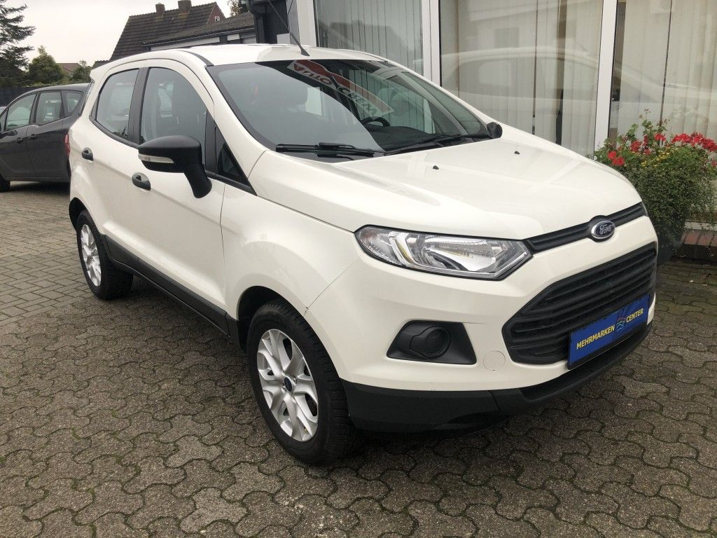 FORD ECOSPORT 1.5 Ti-VCT Aut. TREND