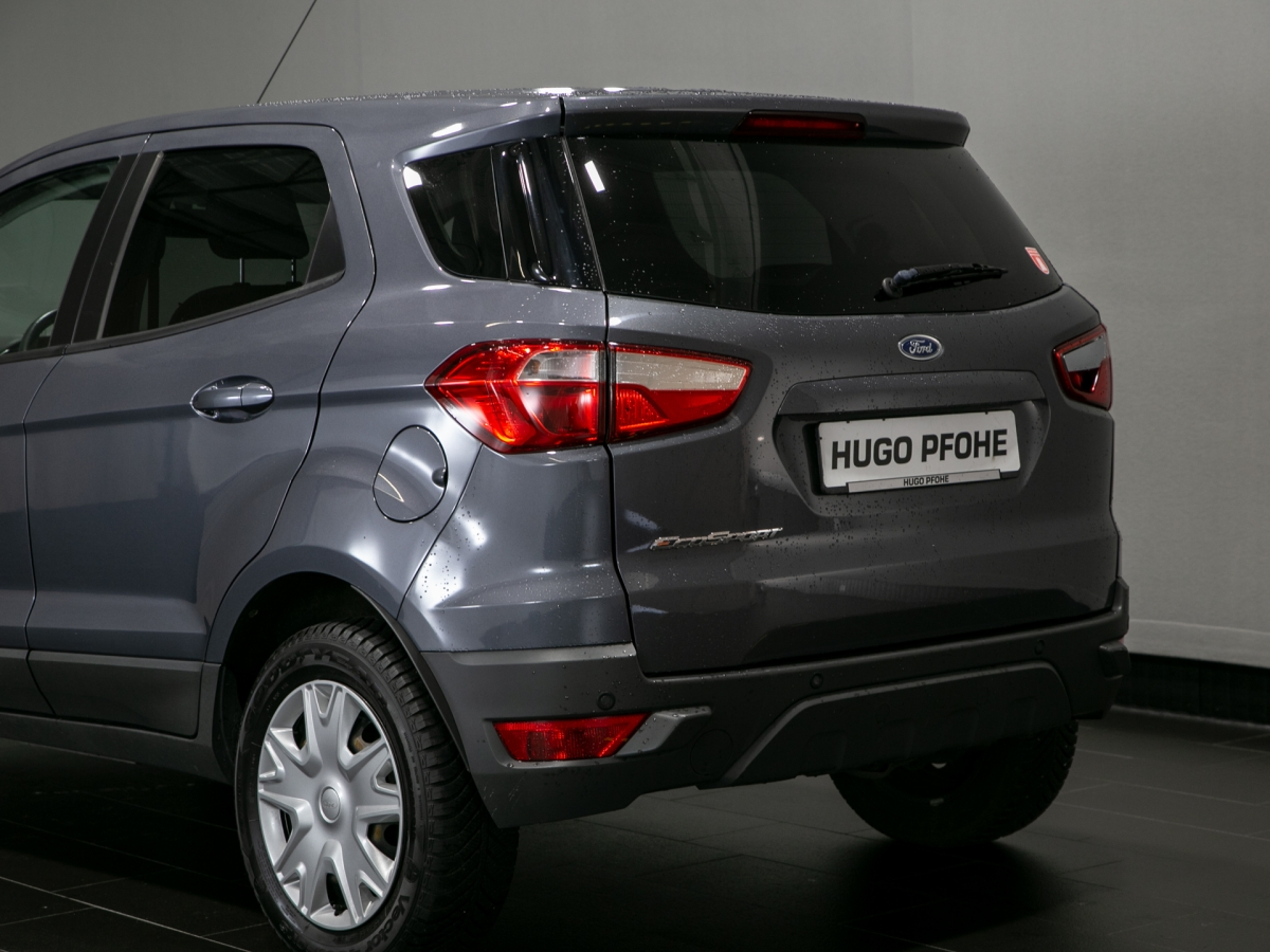 Ford EcoSport Trend 1.5 Ti-VCT