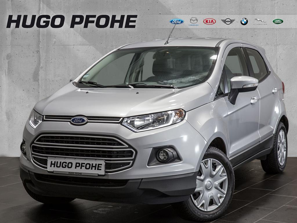 Ford EcoSport Trend 1,0 EcoBoost 92 kW