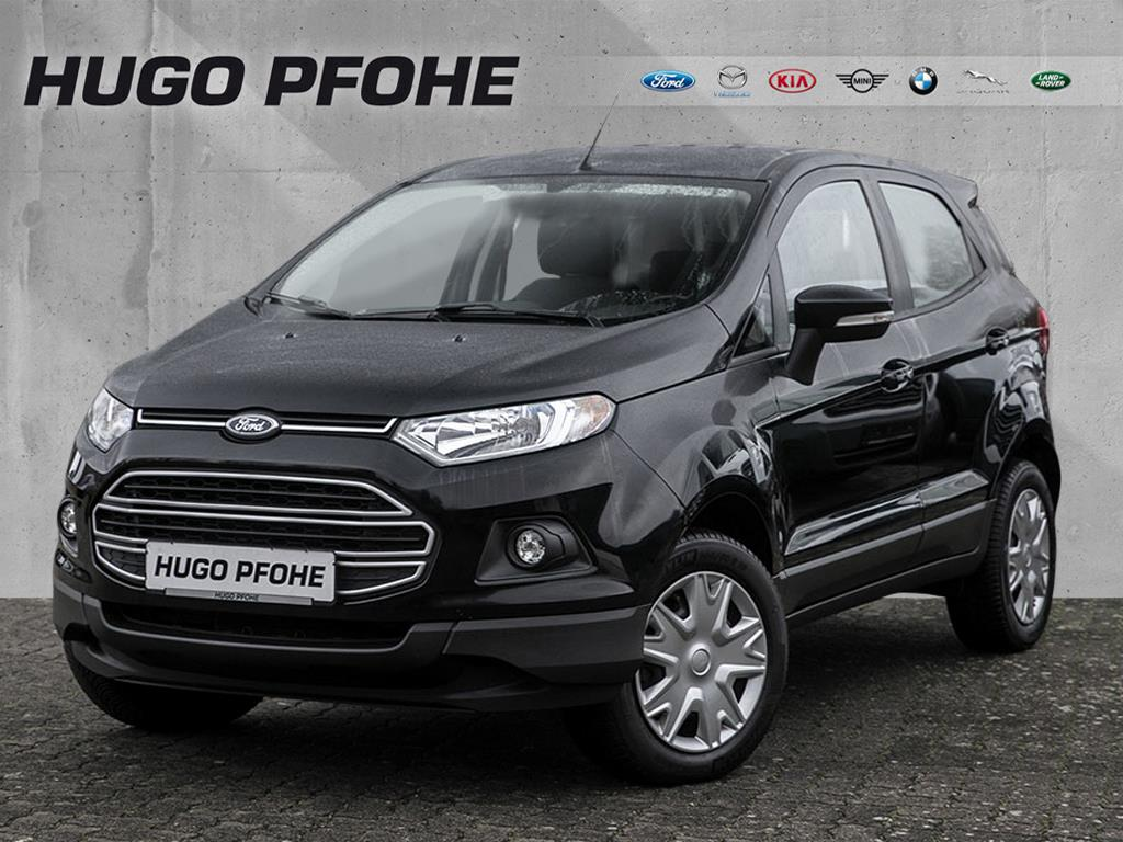 Ford EcoSport Trend 1.5 Ti-VCT 82kW