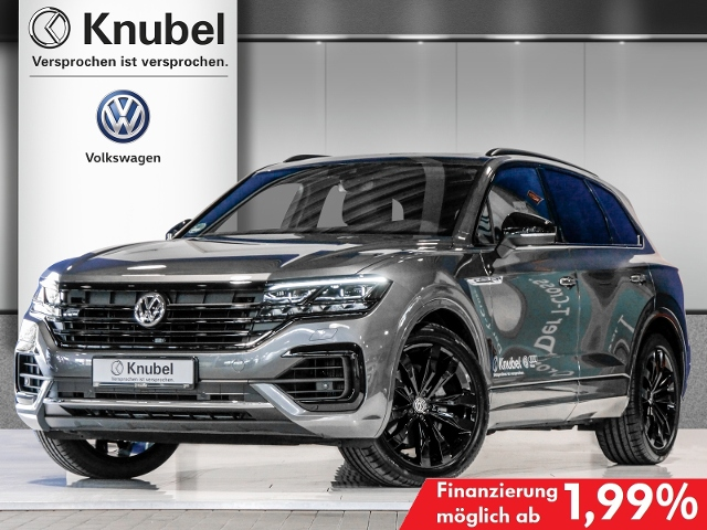 VW Touareg V6 TDI Black Style IQ.LIGHT/LUFTF/AHK/In