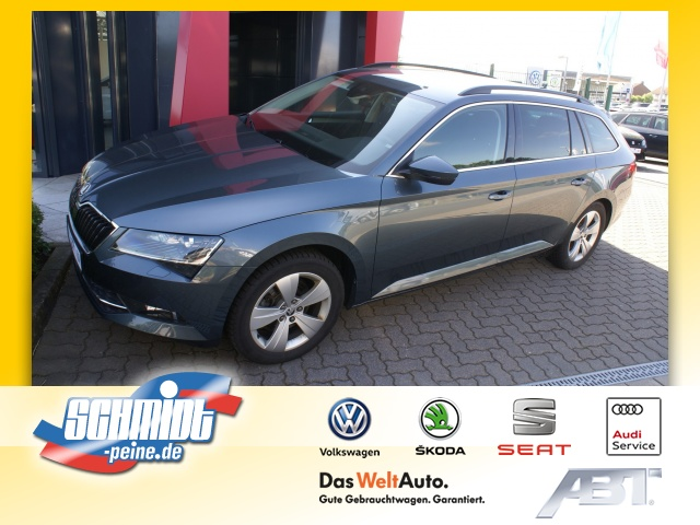 SKODA Superb Combi TDI DSG Ambition Bluetooth Navi