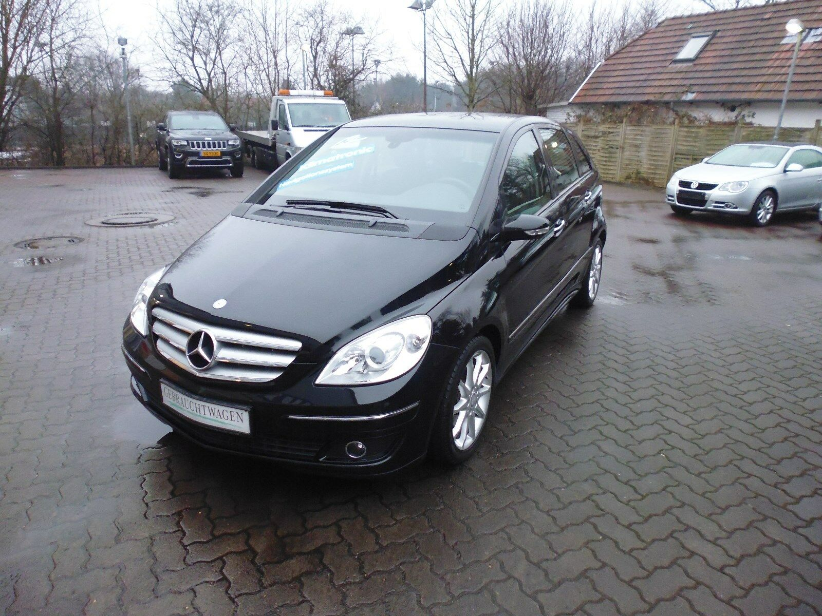MERCEDES-BENZ B 200 Turbo Autotronic Special EditionSPORTPAKET
