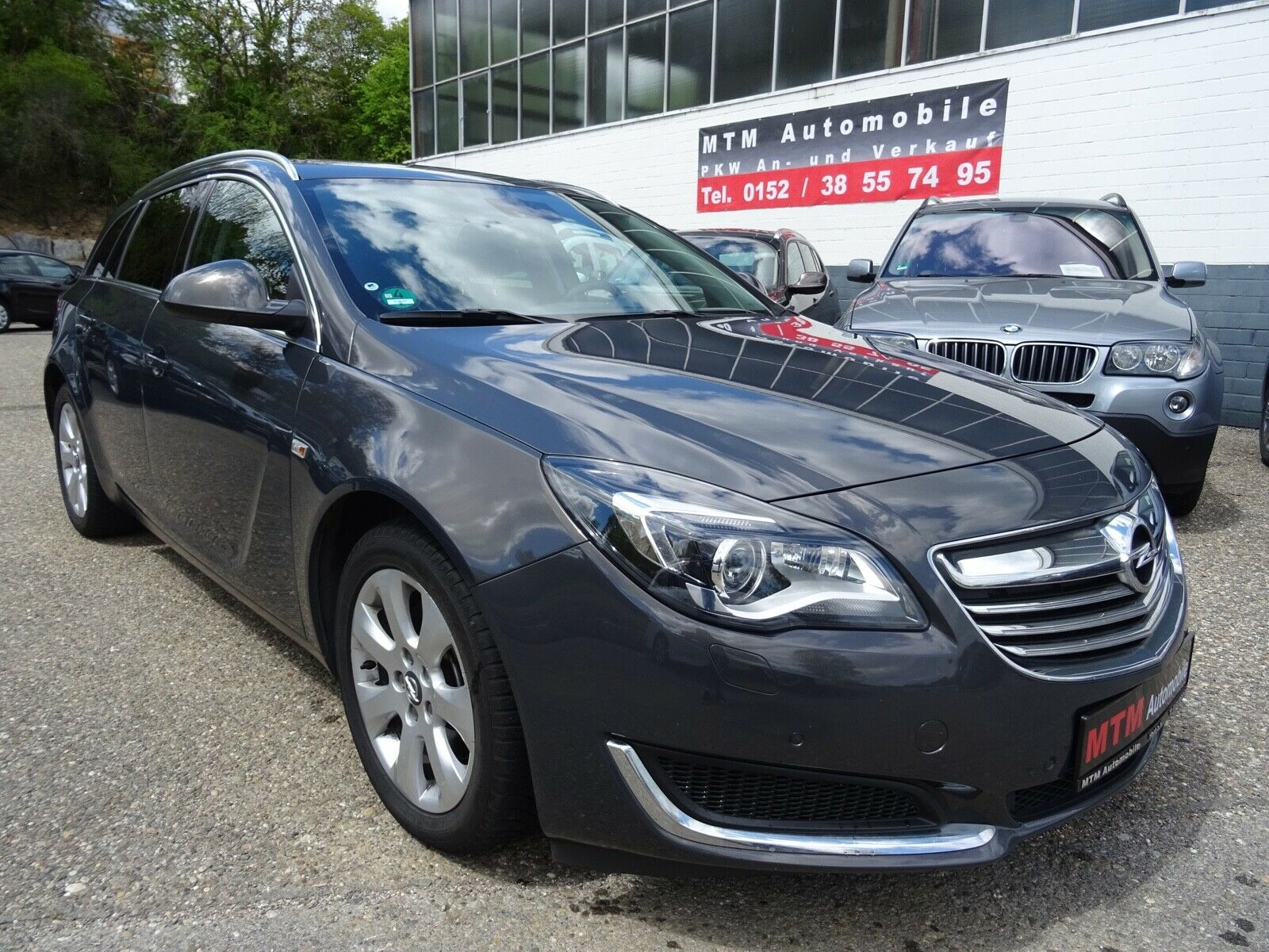 OPEL Insignia A 2.0 CDTI Sports Tourer Innovation