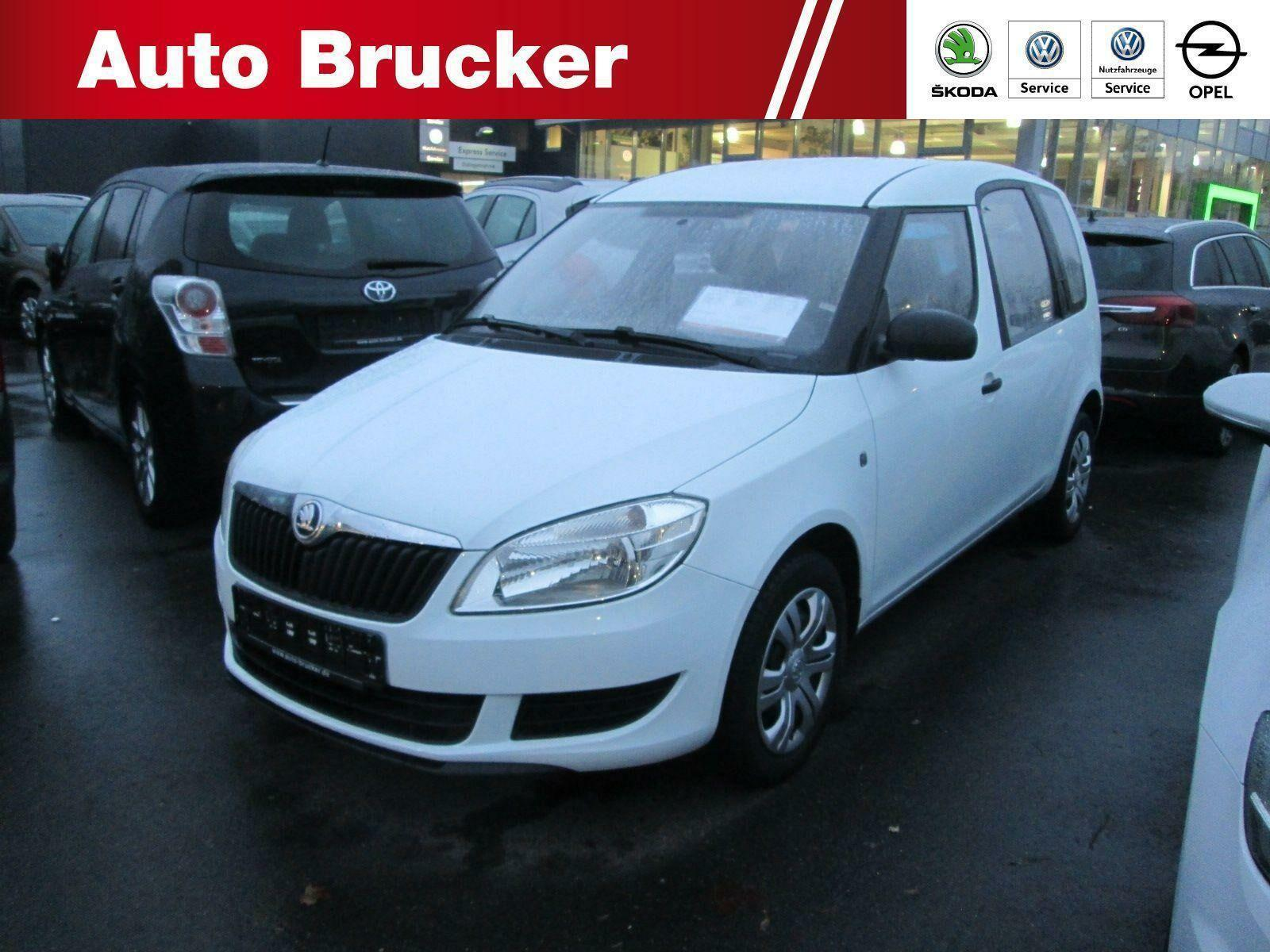 SKODA Roomster Active Plus Edition 0,99% Finanzierung