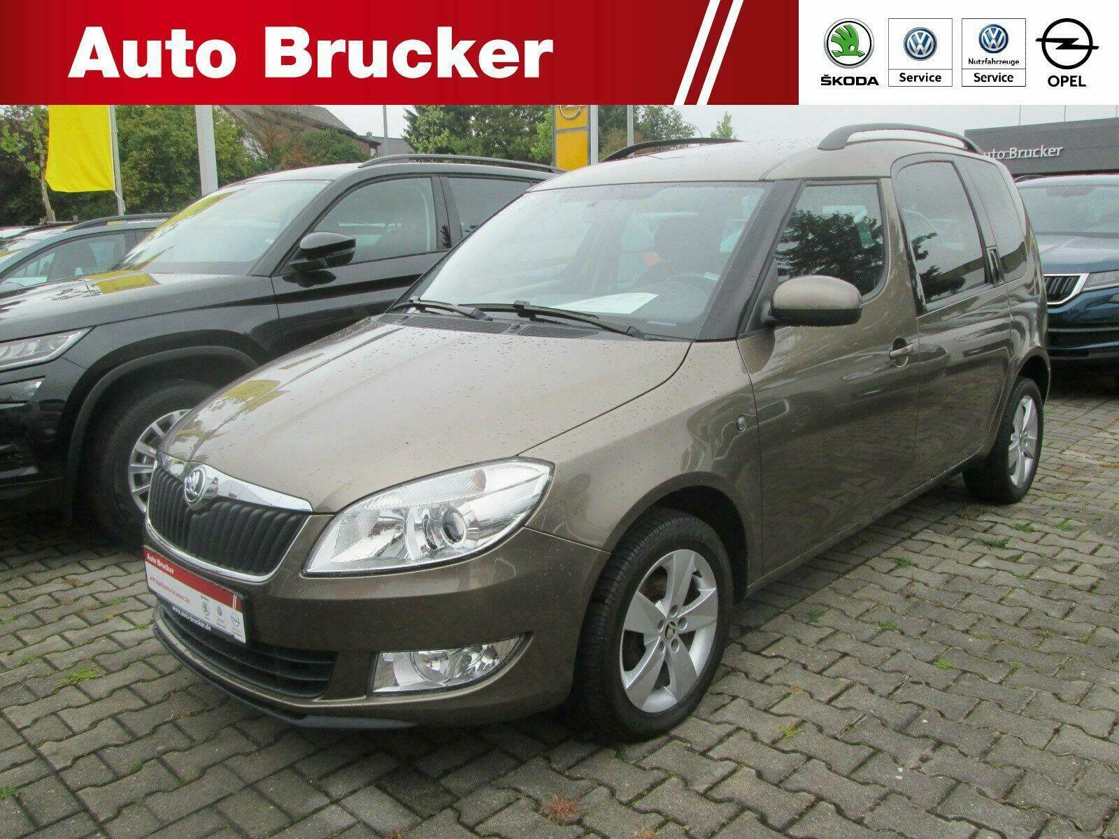 SKODA Roomster Ambition, Climatic, PDC, Sitzh., el.FH